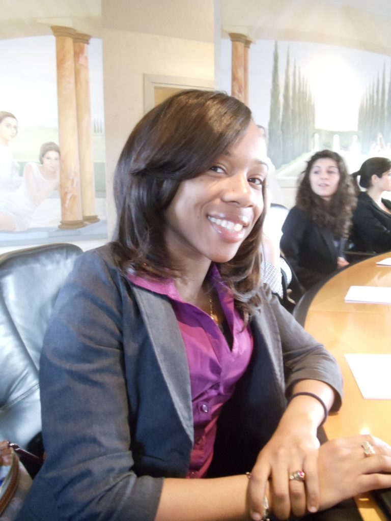 Success story: E&Y times two for Renee Morrison » Gabelli