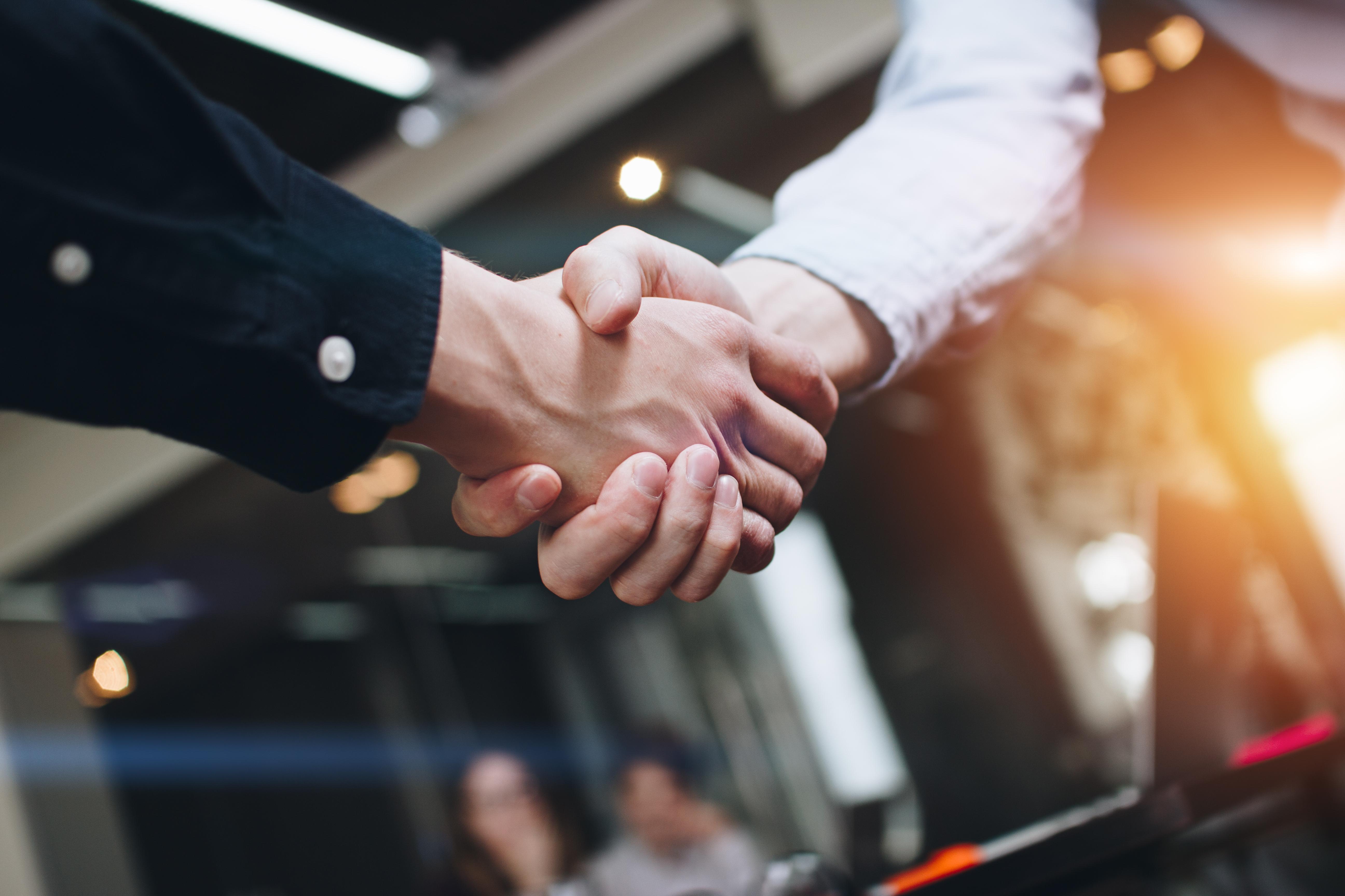 how to establish trust in global