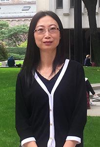 Sarah Jinhui Wu