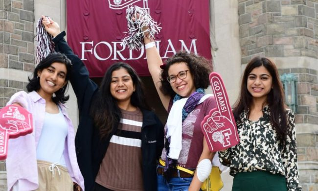 Homecoming Weekend Draws Alumni, Families, and Friends Back to Campus
