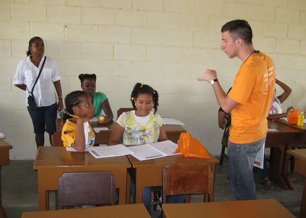 PwC Belize program: Teach, serve, travel » Gabelli Connect