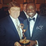 Emmy with VP of Content-1