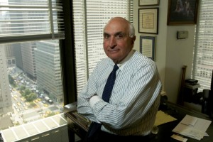 Ken Langone, cofounder of Home Depot, will speak at Fordham University on Oct. 27.