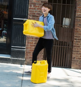 Gabelli junior Jodie Chan is finding her internship at charity: water inspiring and productive.