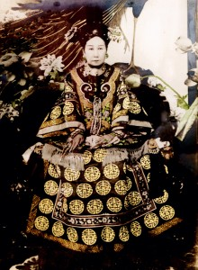 The Empress Dowager Cixi. Rock on...