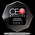 Tier 1 MBA Rankings
