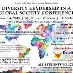 Workshops, networking, leadership: Global Society Conference 3/4/2015