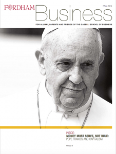 Pope Francis Cover