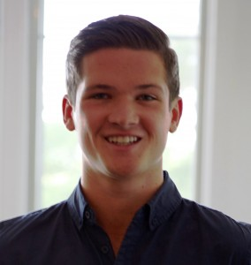 Nicholas Hardiman, senior at the Gabelli School of Business, has an internship with Google in Ann Arbor, Mich., this fall.