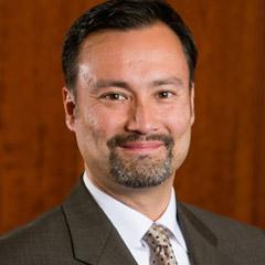 Assistant Professor Alexander Buoye