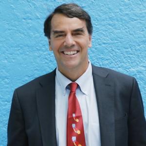 Venture capitalist Tim Draper will speak at Fordham University on April 14, 2016.