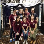 Students involved with the Fordham Marketing Association attended the American Marketing Association International Collegiate Conference in New Orleans in March 2016, winning three awards.